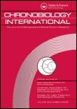 Chronobiology International 2006